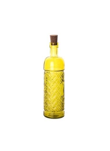 San Miguel El Mono Yağ Şişesi 500 Ml Sarı Sarı